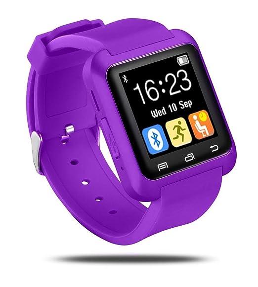 Colofan SmartWatch U8 de lujo Bluetooth inteligente del reloj del reloj del tel¡§|