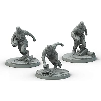 Fallout - Wasteland Warfare- Super Mutants - Suiciders Toy: Toys & Games