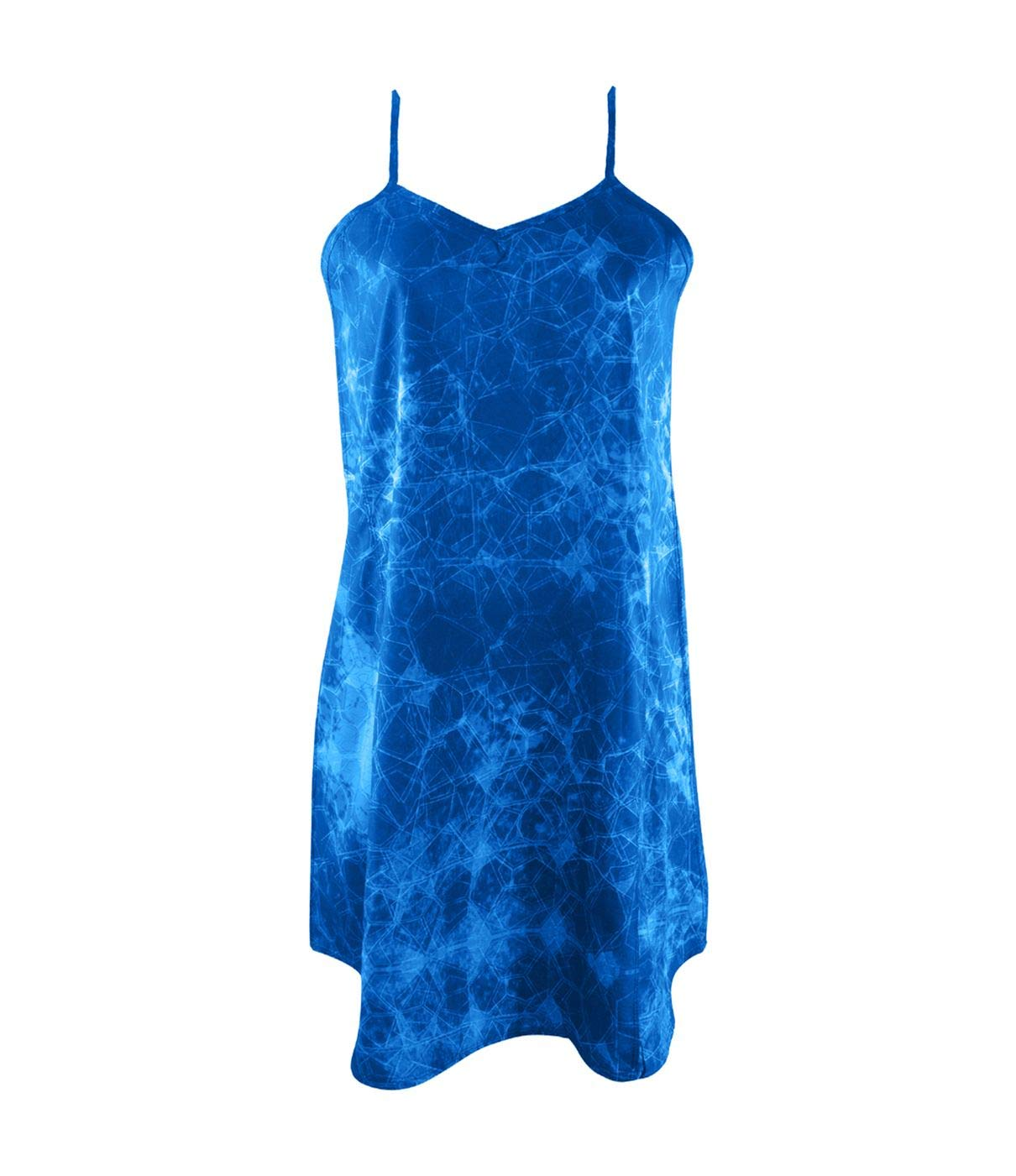 PELAGIC Balboa Performance Dress - Hex | Medium | Blue by PELAGIC
