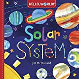 Every young child loves to look up at the moon in the night sky. Now here's a board book that can teach toddlers all about the sun, moon, stars, and planets—with colors, shapes, sizes, and super-simple facts. Hello, World! is a series designe...