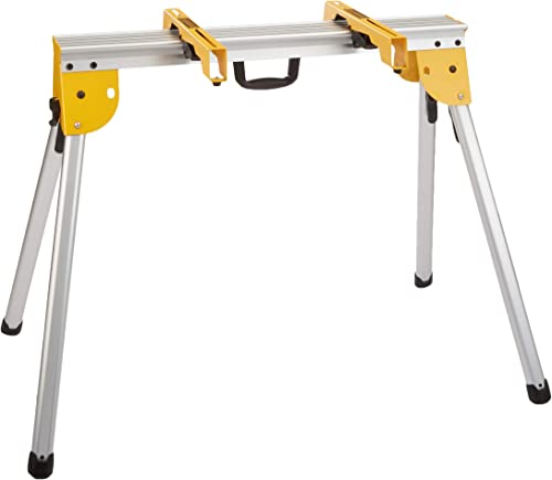 DEWALT Miter Saw Stand, Heavy Duty with Miter Saw Mounting Brackets DWX725B