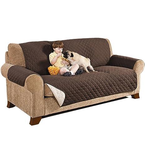 MAKPON Protector de sofá para mascotas (antideslizante ...