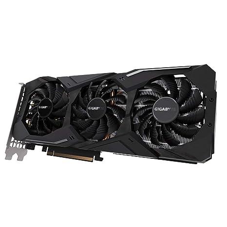 Gigabyte GeForce RTX 2080 WINDFORCE 8G GDDR6 - Tarjeta gráfica (GeForce RTX 2080, 8 GB, GDDR6, 256 bit, 7680 x 4320 Pixeles, PCI Express x16 3.0)