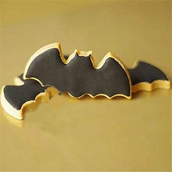 Lalang Edelstahl Batman-Form DIY Cookies Fondant Puzzle Form ...