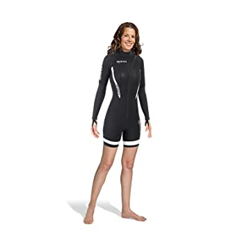 Mares Monosuit 2nd Shell Shorty She Dives - Traje de buceo para mujer feb18865bdf