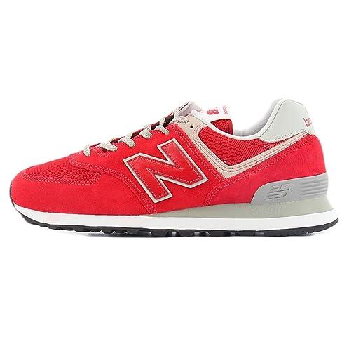 Scarpa 574 ERD New Balance colore rosso per uomo New Balance ML 574ERD