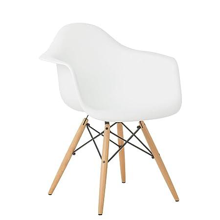 Merveilleux SKLUM Chair Eames Posabrazos Supreme Chair Arms IMS [Supreme] Black:  Amazon.co.uk: Kitchen U0026 Home