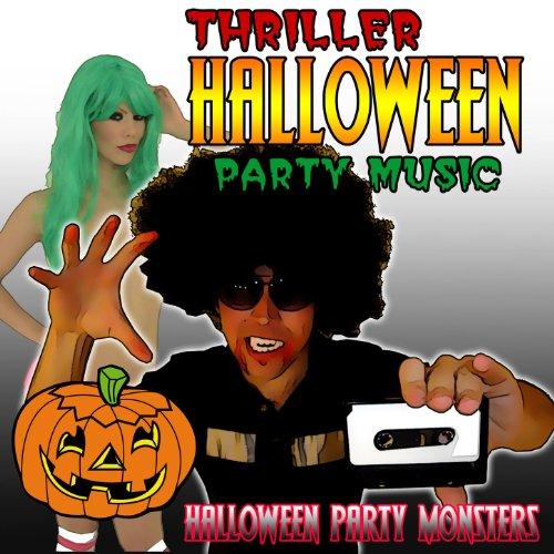 Thriller Halloween Party Music