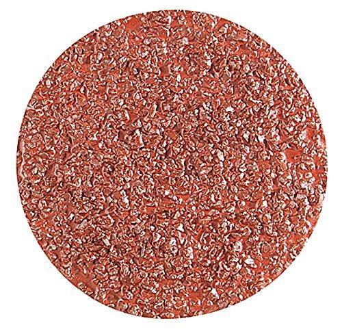 Pack of 50 1 Width Red Paper Backing Aluminum Oxide C Grit 3 Length Gemtex Abrasives 23130200 Resin Fiber Disc 1 Width 3 Length
