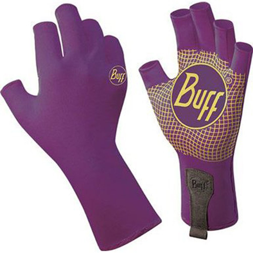 Buff Adult Sport-Series Water Gloves Small/Medium Purple