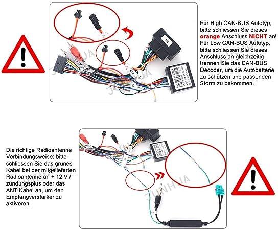 Junhua 7 Inch 2 Din Car Radio With Wince System Dvd Elektronik