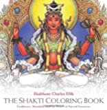 The Shakti Coloring Book: Goddesses, Mandalas, and the Power of Sacred Geometry