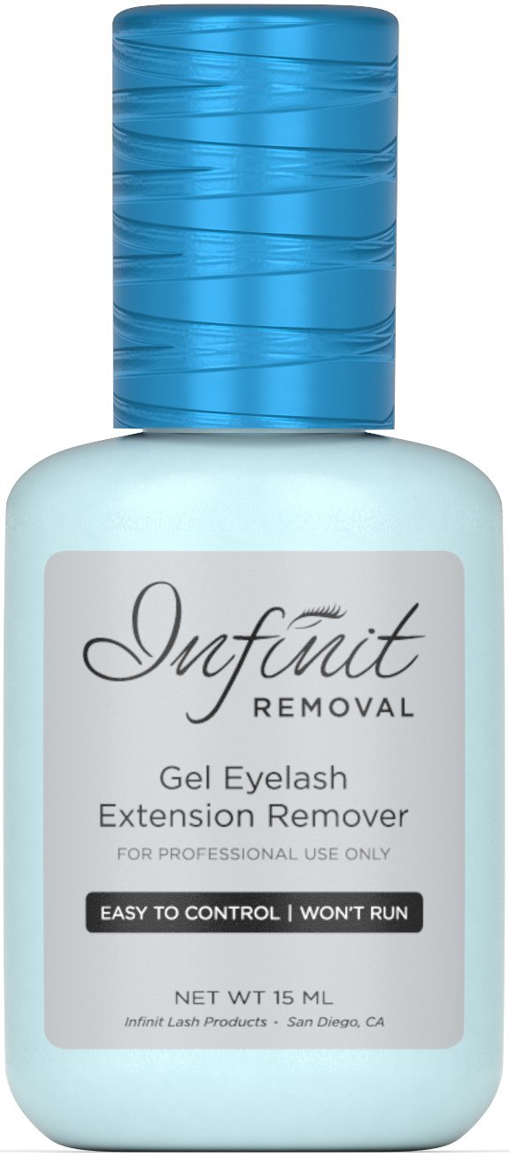 Infinit Gel Eyelash Extension Glue Remover Professional Eyelash