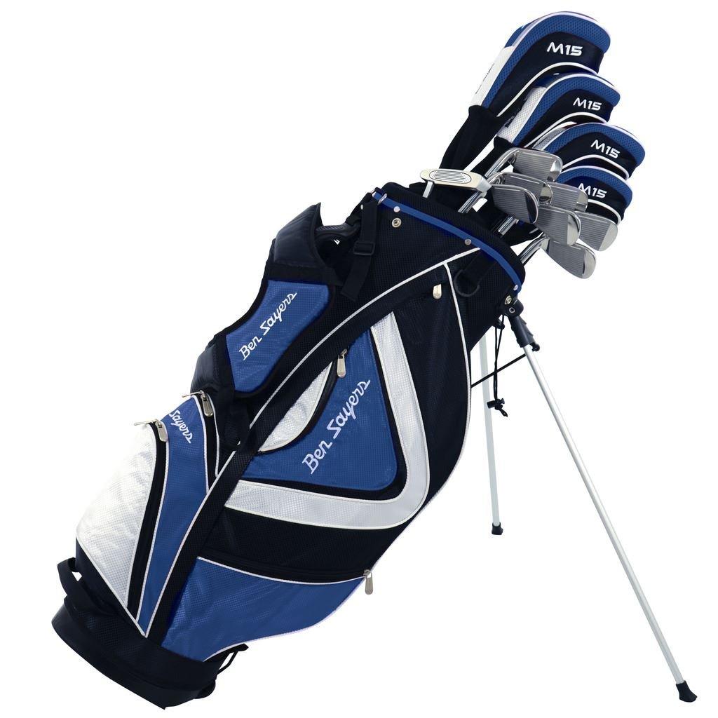 Juego de 17 palos de golf para mano derecha de Ben Sayers ...