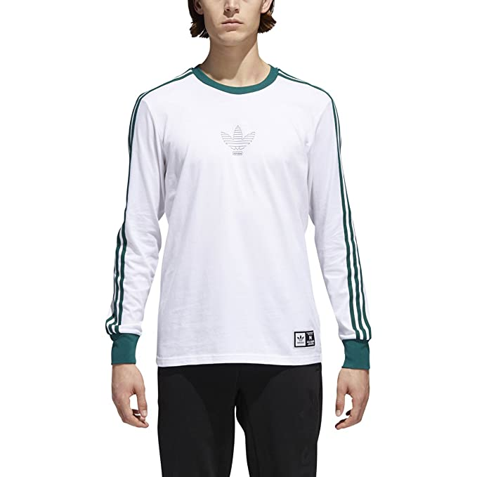 a58c8558657d8 adidas Club Long Sleeve T-Shirts at Amazon Men's Clothing store:
