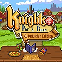Knights Of Pen And Paper +1 Deluxier Edition - PS4 [Digital Code]