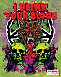 I Drink Your Blood (Two Blu-rays)