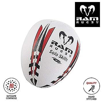 Ram Solo Skills - Pelota de Rugby para Entrenamiento de Sombras ...