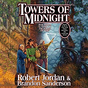 Towers of Midnight Hörbuch