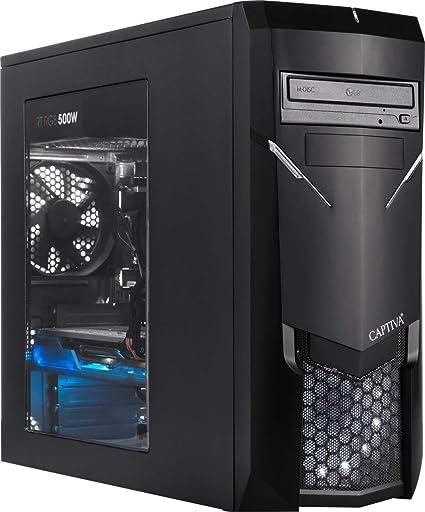 Captiva G9IR 19V1 - Ordenador de sobremesa para Juegos (Intel Core ...