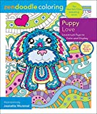 Zendoodle Coloring: Puppy Love: Lovestruck Pups to Color and Display by Jeanette Wummel