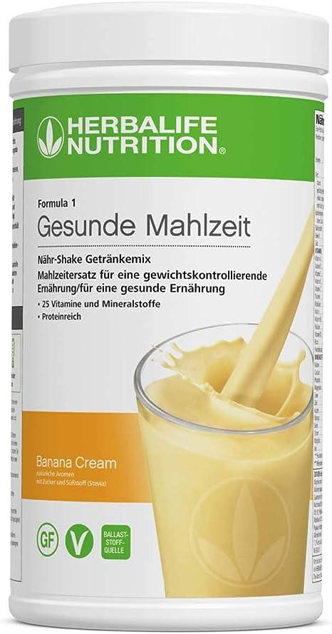 HERBALIFE NUTRITION Batido de Proteina Fórmula 1 Alimento ...