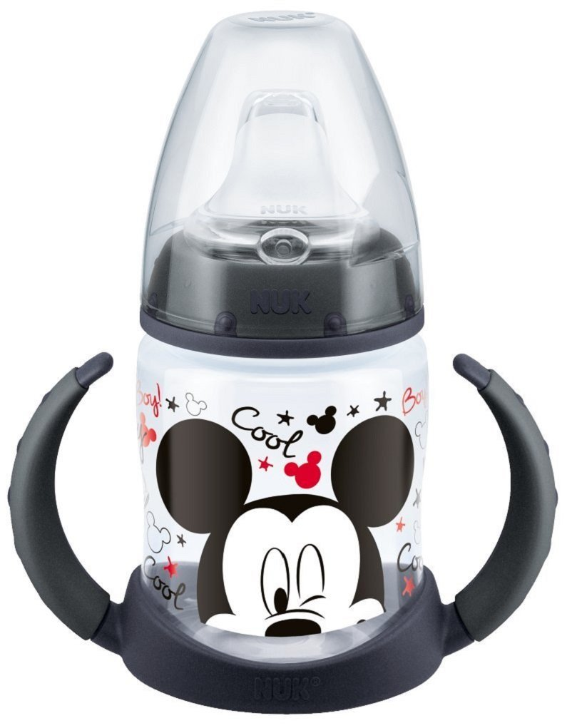 NUK Disney Learner Bottle, Black 10743588