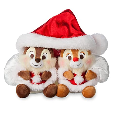 Disney Chip n Dale Holiday Plush Set - 6 Inch