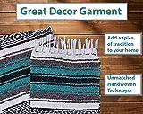 El Paso Designs - Mexican Yoga Blanket - 51 x 74