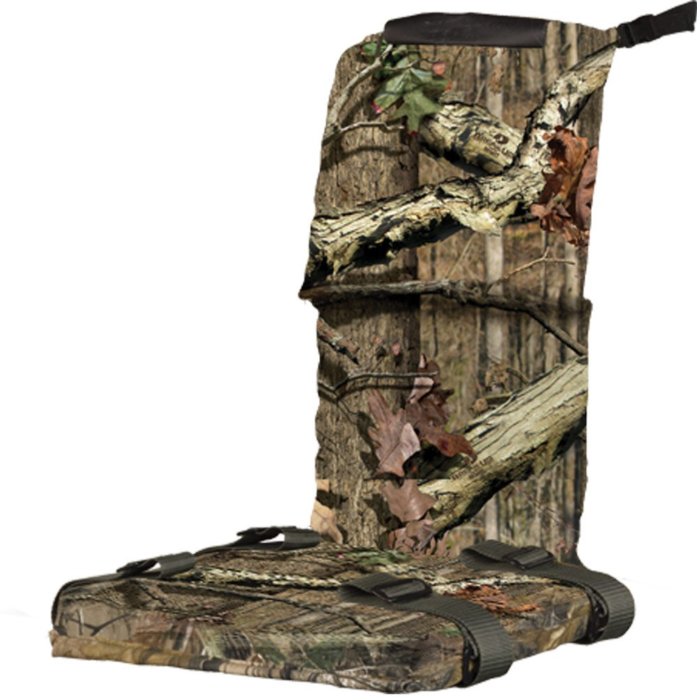 Summit Treestands Universal Seat, Mossy Oak Camo by Summit Treestands (Image #1)