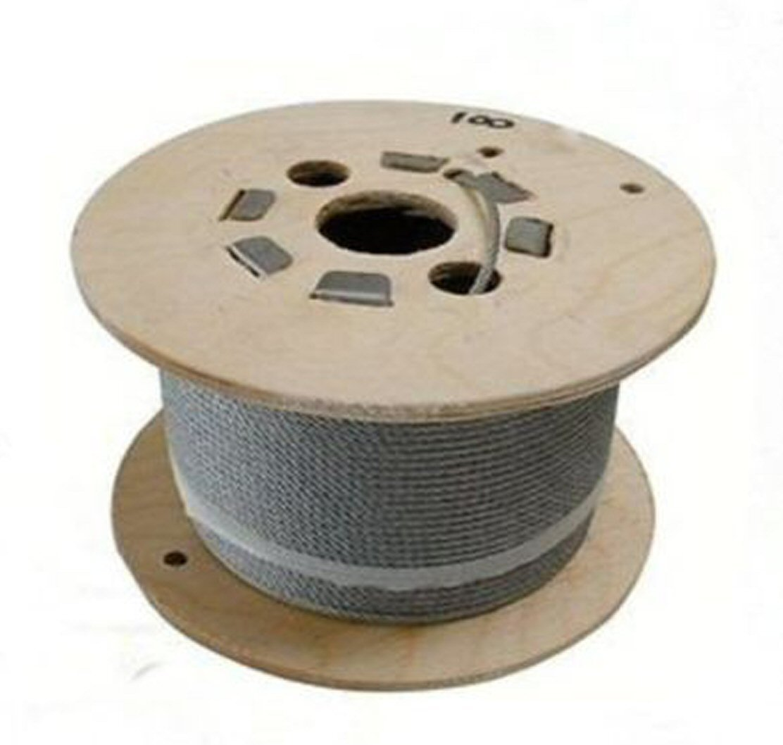 per Metre of 6mm Galvanised Wire Rope 7x7