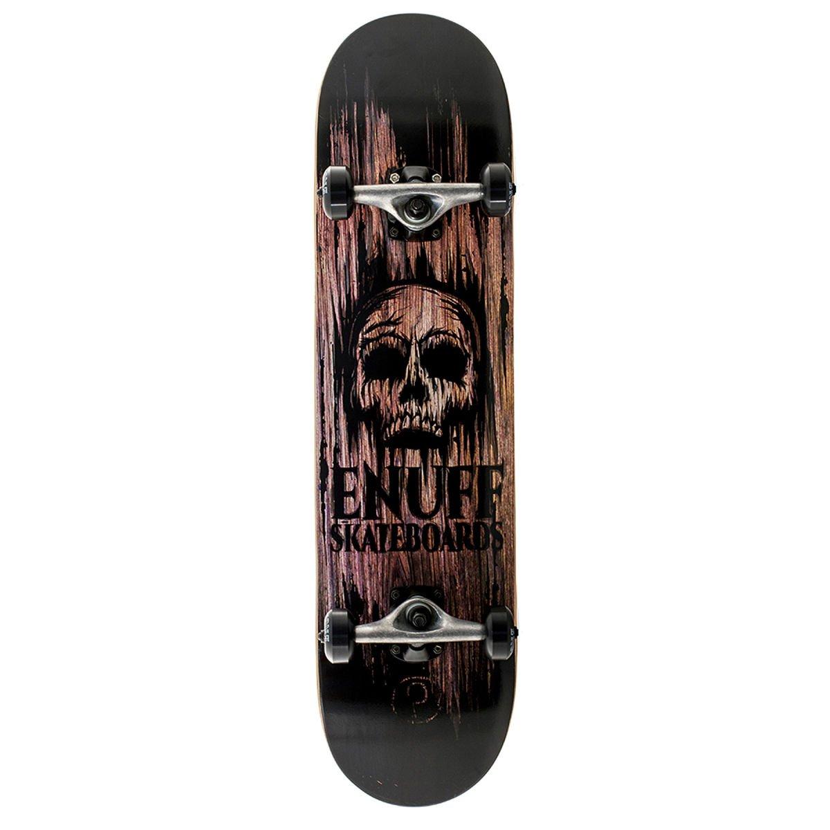 Enuff Skull Skateboard Unisex Niños