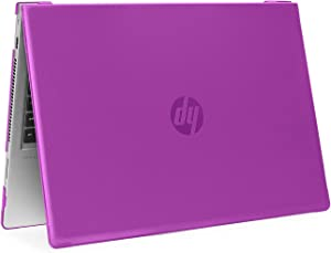 "mCover Hard Shell Case for 2019 15.6"" HP ProBook 450/455 G6 Series (NOT Compatible with Older HP ProBook 450/455 G1 / G2 / G3 / G4 / G5 Series) Notebook PC (PB450-G6 Purple)"