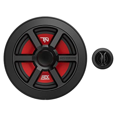 MTX Terminator 6.5 Inch Woofer Cone Component Speaker Pair with 45 Watt RMS: Automotive