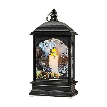 Amazon.com Dergo ☀ lamp, Halloween Pumpkin Light Lamp Door