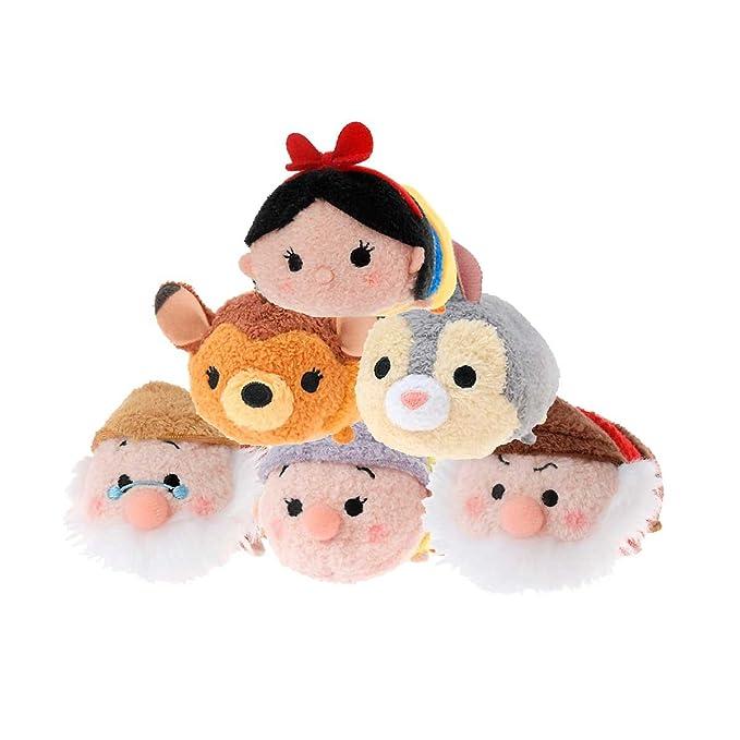 Disney Tsum Tsum - Peluches varios modelos, surtido, 1 pieza: Amazon.es: Juguetes y juegos