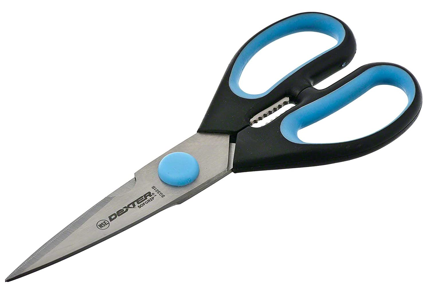Amazon.com: Dexter Russell (SGS01B CP)   Sofgrip Kitchen Shears: Cutlery  Shears: Kitchen U0026 Dining