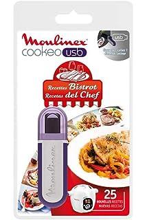Moulinex XA600311 Cookeo asiática recetas USB Flash Drive: Amazon.es: Hogar