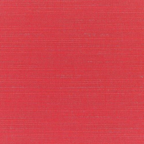 Sunbrella Dupione Crimson Fabric By The Yard (Dupione Sunbrella)