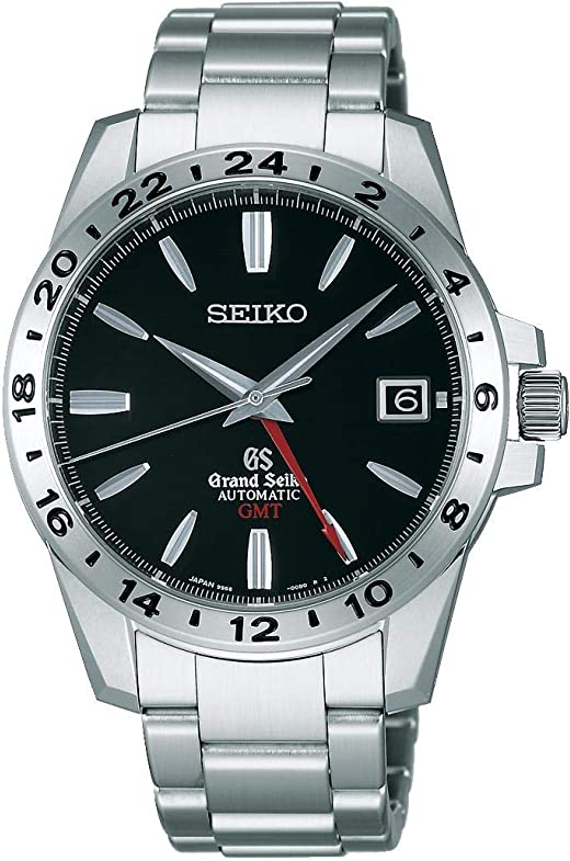 GRAND SEIKO メカニカル 自動巻き GMT SBGM027