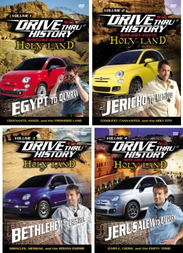 Drive Thru History® - Holy Land - For Teens