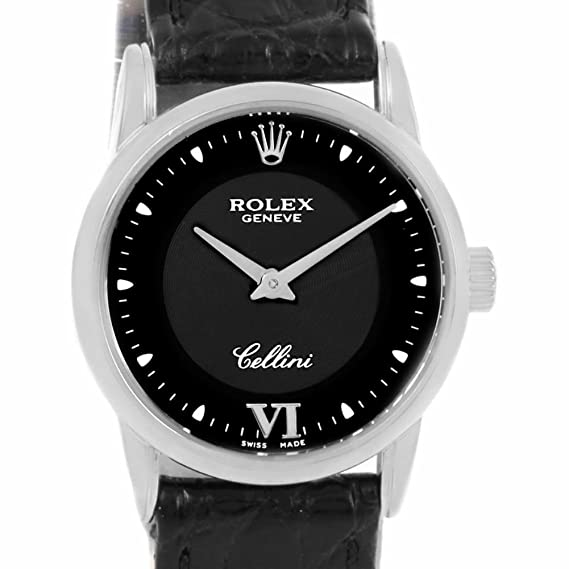 Rolex Cellini cuarzo mujer reloj 6111 (Certificado) de segunda mano