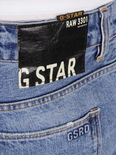 G-STAR HERRN JEANS HOSE MORRIS LOW STRAIGHT OLIGO DENIM LTAGED TR W30 L34