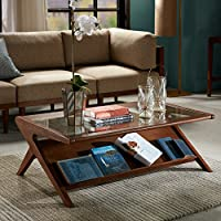 Rocket Coffee Table Pecan