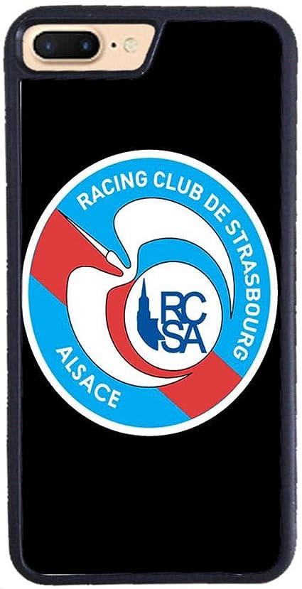 suaswuup Apple Coque iPhone 7 Racing Club De Strasbourg Alsace ...