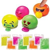 Bearbelly 1 St/ück Eigelb Stress Ball Kotze mit Gelb Goop Stress Spielzeug Eigelb Spielzeug Kotzen Eigelb Stress Ball Gelb Schleim Spielzeug Party Squeeze Lustiges Spielzeug Geschenk