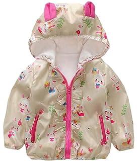 42b96537c544 Amazon.com  Osh Kosh Baby Girls Translucent Rainslicker Rain Jacket ...