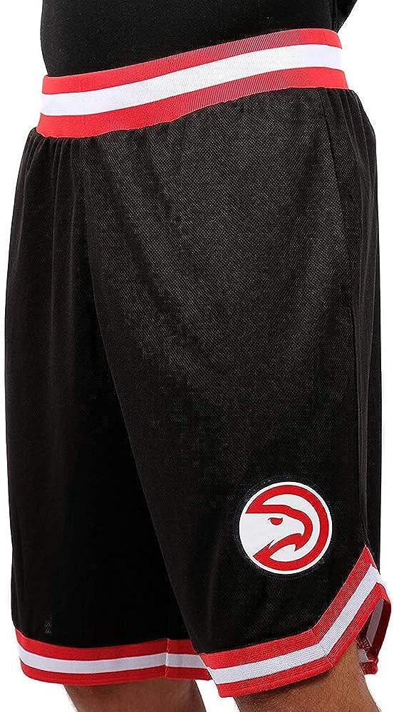 Ultra Game NBA Mens Basketball Active Woven Shorts