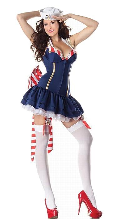Sexy sailor pin up