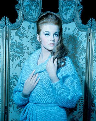Ann-Margret 16X20 Canvas Giclee 1960'S In Blue Robe